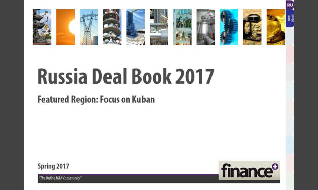 Coming Soon: FinancePlus Russia Deal Book 2017
